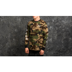 New Era Team APP Longsleeve New York Yankees Tee Camo