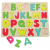 Woody puzzle a fedélzeten - Alphabet