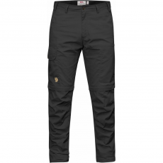 Fjallraven Karl Pro Zip-Off Trousers Túranadrág,outdoor nadrág D (FJ-81463-q_030-Dark Grey)