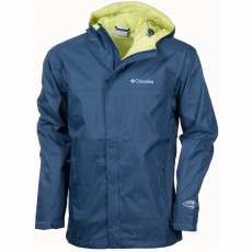Columbia Watertight II Jacket Esőkabát,széldzseki D (1533891-q_492-Zinc)