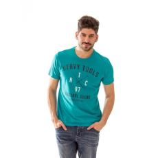 HEAVY TOOLS MEXICO turquoise Férfi póló