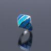 Opál gyűrű csíkos