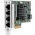 HP 811546-B21 Hewlett Packard Enterprise 1G 4x 366T Internal Ethernet 1000Mbit/s 1G 4x 366T, PCI-e v2.1, 5W