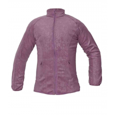 CRV YOWIE női polár kabát fény lila M