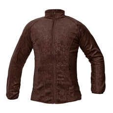 CRV YOWIE női polár kabát barna XS