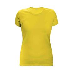 Cerva SURMA LADY női póló sárga XL