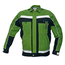 AUST STANMORE kabát zöld/fekete 50