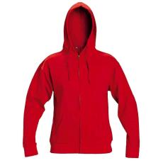 Cerva NAGAR csuklyás pulóver piros S