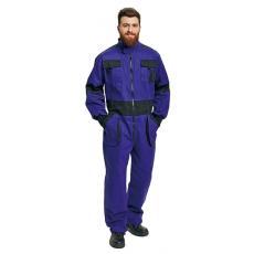 Cerva MAX overall kék/fekete 64