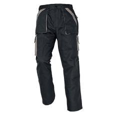 Cerva MAX nadrág fekete/szürke 48