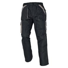 Cerva MAX nadrág fekete/szürke 46