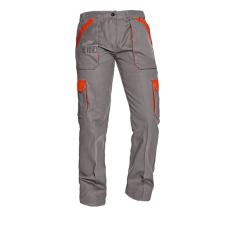 Cerva MAX LADY női nadrág szürke/narancs 34