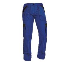 Cerva MAX LADY női nadrág kék/fekete 44