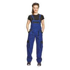 Cerva MAX LADY női kertésznadrág kék/fekete 42
