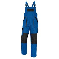 Cerva MAX kertésznadrág kék/fekete 64