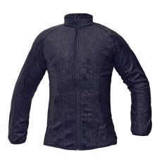 CRV YOWIE női polár kabát navy XL