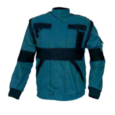 Cerva MAX kabát zöld / fekete 52