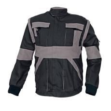 Cerva MAX kabát fekete / szürke 68
