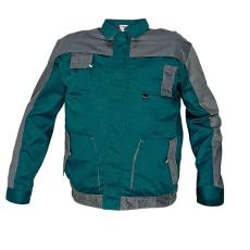 Cerva MAX EVO kabát zöld/szürke 50