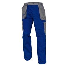 Cerva MAX EVO derekas nadrág kék/szürke 56