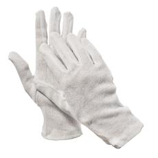 Cerva KITE fehér pamutkesztyű - 9