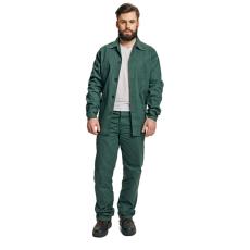 FF BE-01-001 set (kabát+nadrág) zöld 46