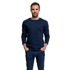 Cerva CAMBON hosszú ujjú trikó navy XXXL