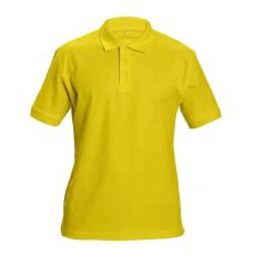 Cerva DHANU tenisz póló sárga XL