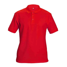 Cerva DHANU tenisz póló piros M