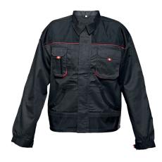 FF BE-01-002 kabát fekete/piros 58