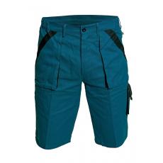 Cerva MAX rövidnadrág zöld/fekete 50