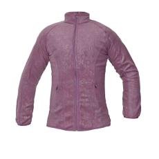 CRV YOWIE női polár kabát fény lila S