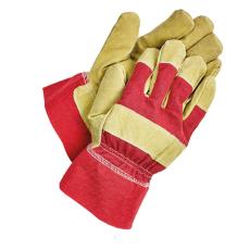 Cerva SHAG kombinált téli kesztyű sárga piros - 11