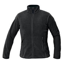 Cerva GOMTI női polár kabát fekete L