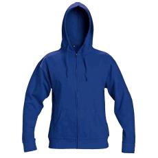 Cerva NAGAR csuklyás pulóver royal kék S