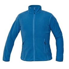 Cerva GOMTI női polár kabát világoskék XL