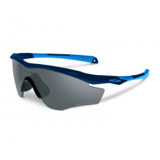Oakley M2 Frame Polished Navy Grey Polarized