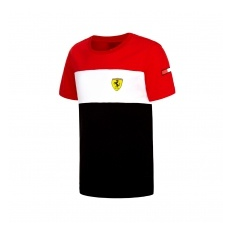 Branded Ferrari gyerek póló Race red F1 Team 2016 - 104 cm (kids)