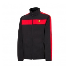 Branded Ferrari férfi kabát Softshell SF black F1 Team 2016 - S