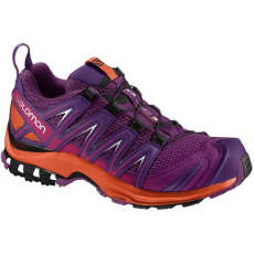 Salomon Shoes Xa Pro 3D W Multisport cipő D (SA-L39327200-q_200-Grape Juice_Fl)