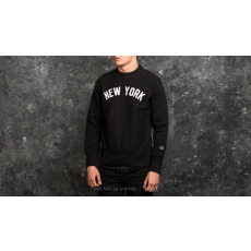 Champion Felpe Girocollo Reverse Weave Terry Crew Black