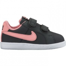 Nike Court Royale gyerek sportcipő, Anthracite/Bright Melon, 18.5 (833656-002-3c)