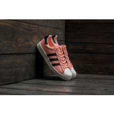 ADIDAS ORIGINALS adidas Superstar Haze Coral/ Core Black/ Off White