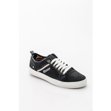 XTI 46401 SHOE MAN CANVAS BLACK .