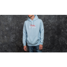 HUF x Pink Panther Overdyed Hoodie Light Blue