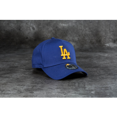 New Era 9Forty Adjustable Team Essential Aframe Los Angeles Dodgers Cap Navy