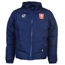 Sondico Sportos kabát Sondico FC Twente Evolution Insulated fér.