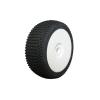 ProCircuit ROAD RUNNER SPORT (soft keverék) Off-Road 1:8 Buggy - fehér felnire ragasztott gumi (2 db)