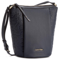 Calvin Klein Black Label Táska CALVIN KLEIN BLACK LABEL - Mish4 Small Elongated Bucket Bag K60K602472 448