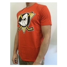 47 Brand Anaheim Ducks férfi póló 47 Brand Temper Tee - S